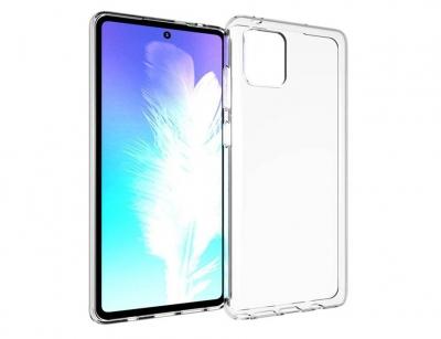 محافظ ژله ای 5 گرمی سامسونگ Samsung Galaxy A81 Jelly Cover 5gr