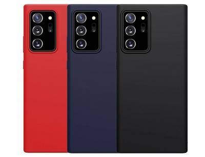 قاب سیلیکونی نیلکین سامسونگ Nillkin Flex Pure Case Samsung Note 20 Ultra