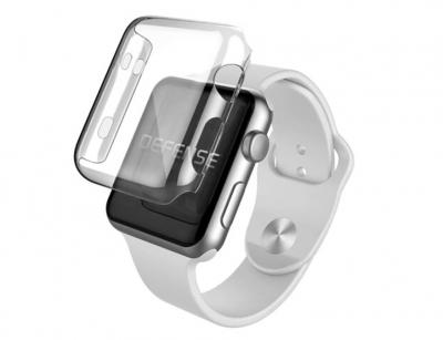 قاب محافظ 360 درجه اپل واچ ایکس دوریا X-Doria Defense 360 Apple Watch Case 42mm