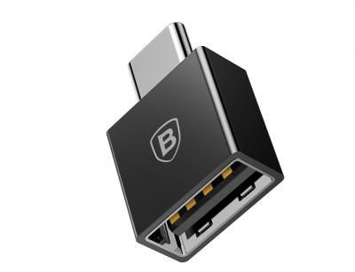 مبدل تایپ سی به یو اس بی بیسوس Baseus Exquisite Type-C Male to USB Female Adapter