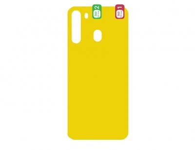 محافظ صفحه نانو پشت سامسونگ Nano Back Protector Samsung Galaxy A21