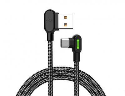 کابل شارژ و انتقال داده تایپ سی مک دودو Mcdodo CA-528 90Light Type-C Cable 0.5M