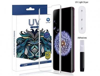 محافظ صفحه یو وی لیتو سامسونگ Lito UV Glass Samsung Galaxy S20 ultra