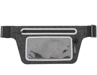 کیف کمری ورزشی راک Rock RST1038 Fashion Slim Sports Waist Bag-Transparent Window Version