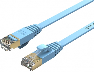 کابل شبکه اوریکو Orico CAT7 LAN Cable PUG-C7b 10m
