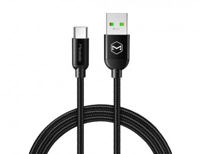 کابل شارژ سریع و انتقال داده تایپ سی مک دودو Mcdodo CA-699 Type-C Cable 1.2M