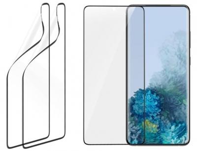 محافظ صفحه نمایش دوتایی بیسوس سامسونگ Baseus Screen Protector Samsung Galaxy S20 Ultra