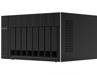 ذخیره ساز تحت شبکه 8 تایی اوریکو Orico OS800 2.5/3.5inch 8-Bay Network Attached Storage