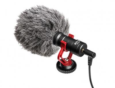 میکروفون با سیم بویا BOYA BY-MM1 Cardioid Microphone