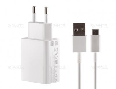 شارژر دیواری سریع شیائومی با کابل تایپ سی Xiaomi MDY-11-EP Fast Charger With Cable