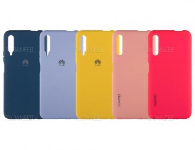 قاب محافظ سیلیکونی هواوی Silicone Cover Huawei Y9s
