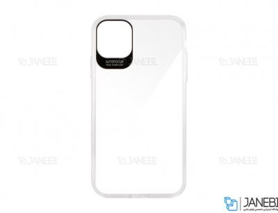 قاب محافظ شفاف آیفون Auto Focus True ToneFlash Cover iphone 11