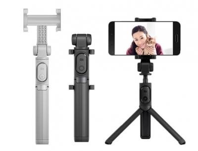سه پایه و مونوپاد شیائومی Xiaomi Mi Selfie Stick XMZPG01YM Tripod Bluetooth Monopod