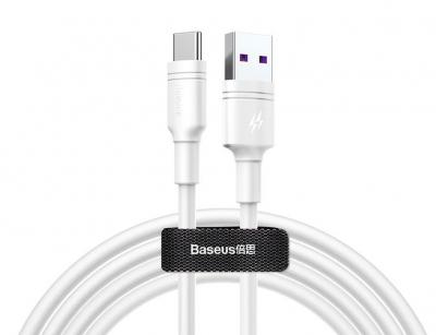 کابل تایپ سی بیسوس مخصوص گوشی های هواوی Baseus Double Ring Quick Cable For Huawei 1m