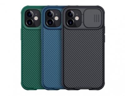 قاب محافظ دوربین آیفون ۱۲ مینی - Nillkin Apple iPhone 12 Mini CamShield Pro Case
