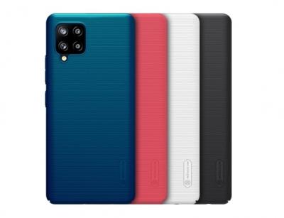 قاب محافظ نیلکین سامسونگ آ42 5جی - Nillkin Samsung Galaxy A42 5G Super Frosted Shield