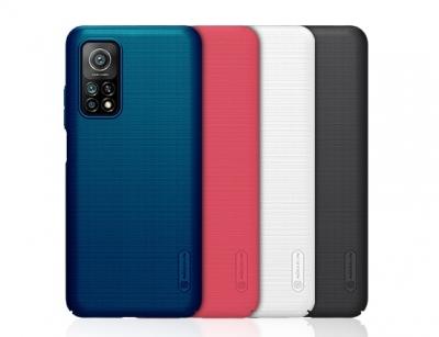 قاب محافظ نیلکین شیائومی می 10تی 5جی و 10تی پرو 5جی و ردمی کا30 اس Nillkin Xiaomi Mi 10T 5G/10T Pro 5G/Redmi K30S Super Frosted Shield