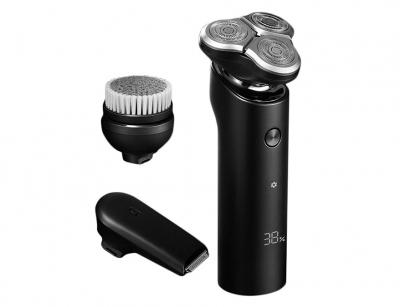 کیت ماشین ریش تراش و خط زن و براش شستشوی صورت شیائومی Xiaomi Mijia S500C shaving machine/Face wash brush