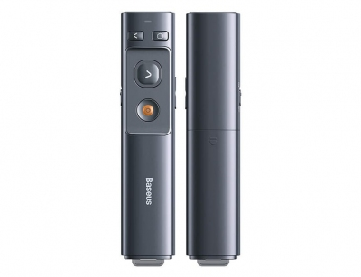 پوینتر و پرزنتر بیسوس Baseus Orange Dot Wireless Presenter Red Laser