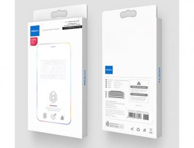 محافظ صفحه شیشه ای دوتایی راک آیفون Rock Glass 2.5D Protector iPhone 12 Pro Max