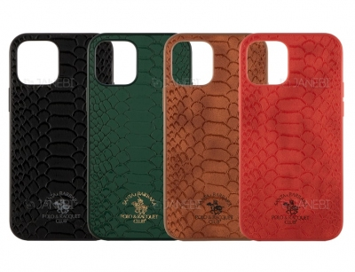 قاب محافظ چرمی پولو آیفون ۱۲ مینی - Polo Knight Case Apple 12 Mini