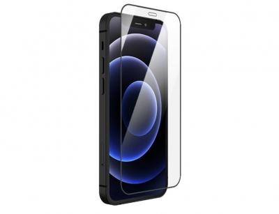 محافظ صفحه نمایش شیشه ای آیفون Mletubl Super-D Tempered Glass Apple iPhone 12 Pro max