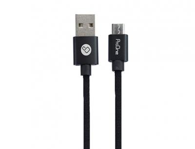 کابل شارژ و انتقال داده میکرو یو اس بی پرووان ProOne S01 Mico USB Cable 20cm