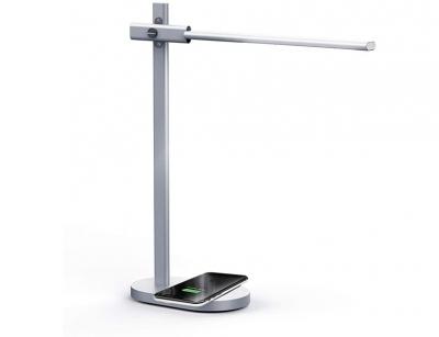چراغ مطالعه و شارژر وایرلس Momax Q.LED Desk lamp & Wireless Charger 10W
