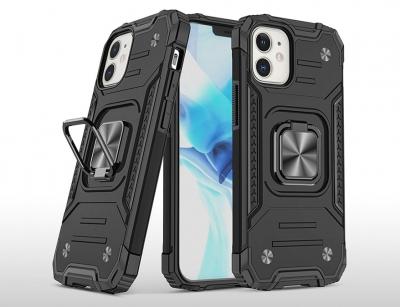 قاب محافظ حلقه دار آیفون Apple iphone 12/12 Pro Finger Ring Case