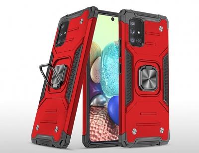 قاب محافظ حلقه دار سامسونگ Samsung Galaxy A51 Finger Ring Case