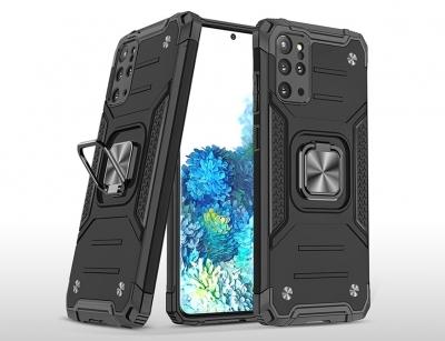 قاب محافظ حلقه دار سامسونگ Samsung Galaxy S20 Plus Finger Ring Case