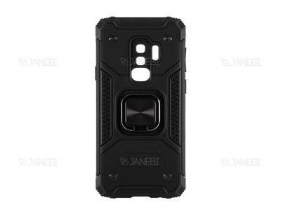 قاب محافظ حلقه دار سامسونگ Samsung Galaxy S9 Plus Finger Ring Case
