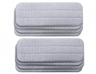 دستمال یدک تی اسپری دار شیائومی 8تایی Xiaomi Deerma Water Spray Mop Cleaning Cloth TB02