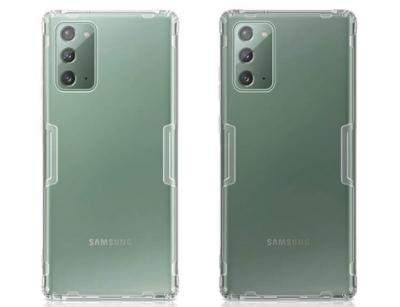 محافظ ژله ای نیلکین سامسونگ Nillkin TPU Case Samsung Galaxy Note 20