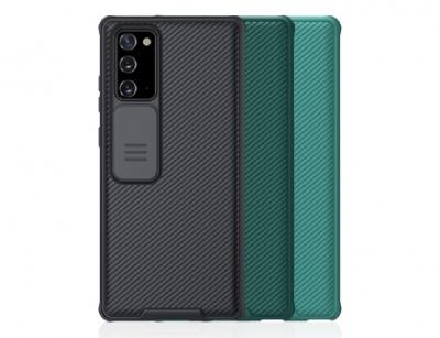 قاب محافظ نیلکین سامسونگ Nillkin CamShield Pro Case Samsung Note 20
