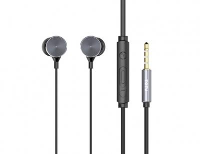 هندزفری با سیم توتو Totu EAUA-029 Echo metal wired earphone