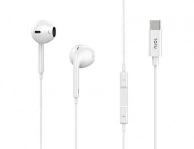 هندزفری با سیم تایپ سی توتو Totu EAUA-021 Type-C Glory wire headset