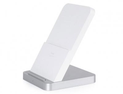 استند شارژر وایرلس سریع رومیزی شیائومی Xiaomi Vertical Air-Cooled Wireless Charger 30W