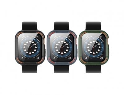 کاور محافظ ساعت هوشمند اپل واچ نیلکین Nillkin CrashBumper case Apple Watch 40mm Series 4/5/6/SE