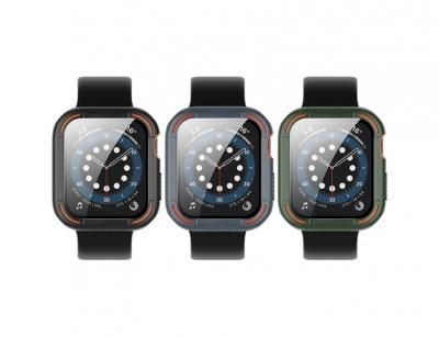 کاور محافظ ساعت هوشمند اپل واچ نیلکین Nillkin CrashBumper case Apple Watch 44mm Series 4/5/6/SE