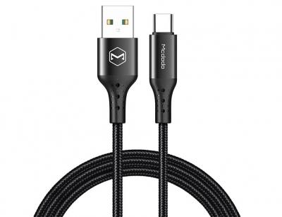کابل شارژ سریع و انتقال داده تایپ سی مک دودو Mcdodo CA-743 Super Charge Type-C Cable 1.5m