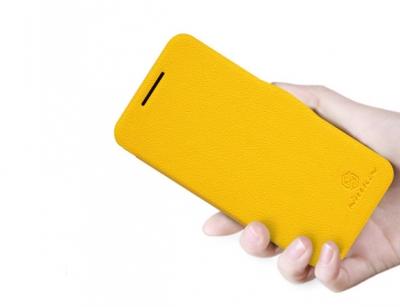کیف چرمی HTC Desire 300 مارک Nillkin