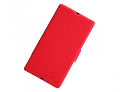 کیف چرمی مدل02 برای Sony Xperia Z مارک Nillkin