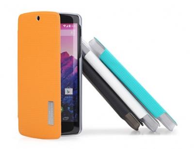 کیف چرمی LG Google Nexus 5 مارک ROCK