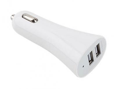 شارژر فندکی با دو درگاه USB