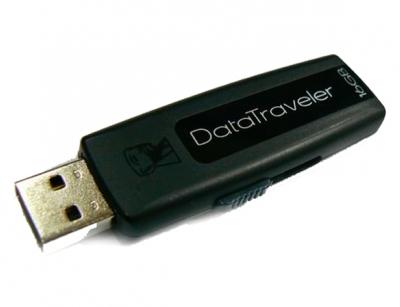 فلش مموری کینگستون Kingston Data Traveler 100 16GB