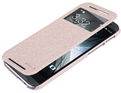 کیف چرمی HTC One M8 مارک Nillkin