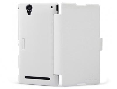 کیف چرمی Sony Xperia T2 Ultra مارک Nillkin