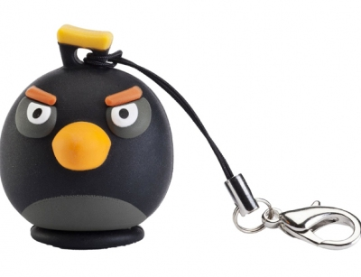 فلش مموری  Emtec Angry Birds Black 8GB