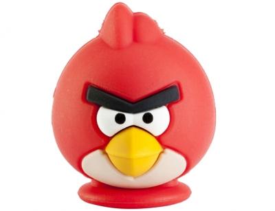 فلش مموری  Emtec Angry Birds Red 8GB